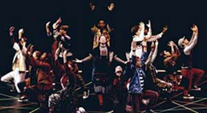 """""""How the Land Came to Be"""" at The Kennedy Center for the Performing Arts, Washington DC"""